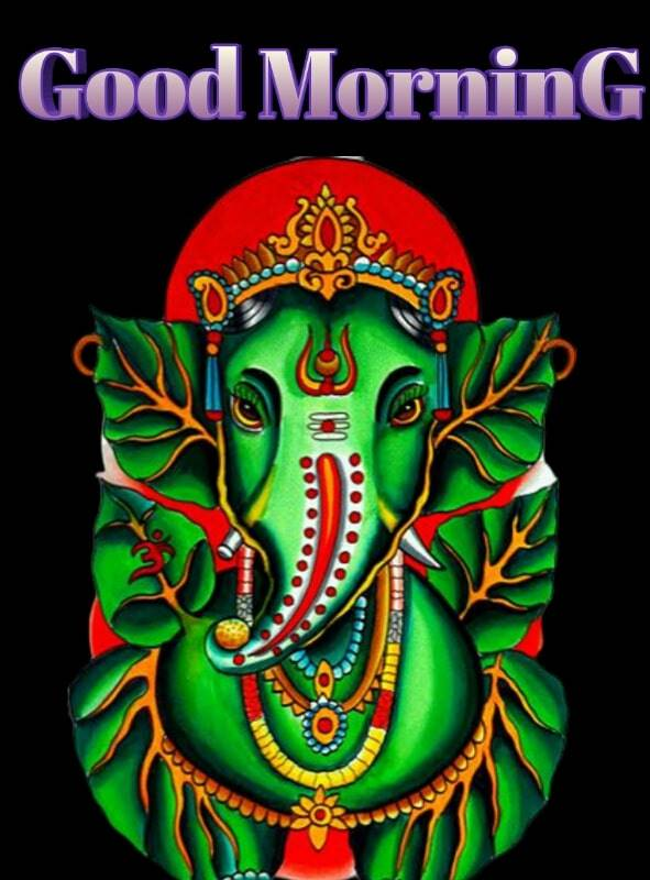 good morning ganesh photo12