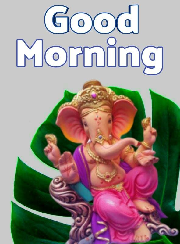 good morning ganesh photo33