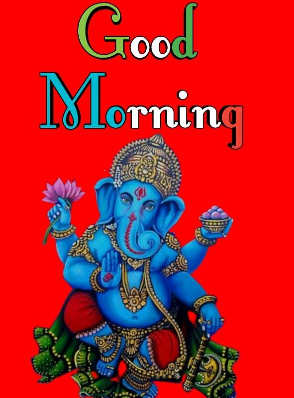 good morning ganesh photo35