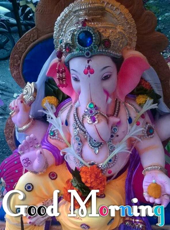 good morning ganesh photo51