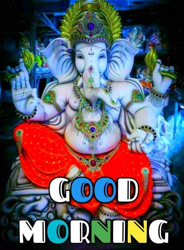 good morning lord ganesha images 73 min