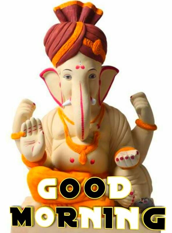good morning lord ganesha images 79 min