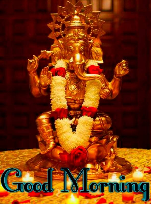 good morning lord ganesha images 84 min