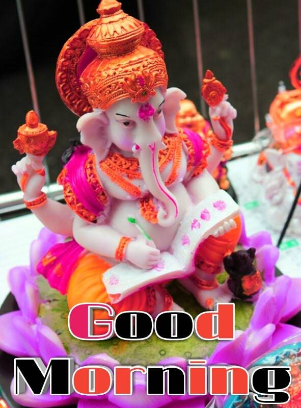 good morning lord ganesha images 86 min