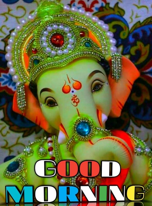 good morning lord ganesha images 93 min