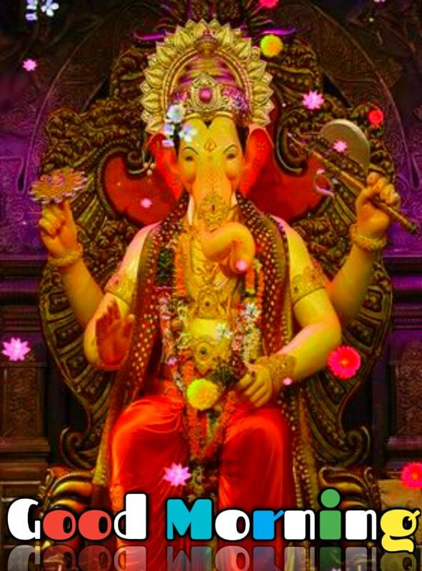 good morning lord ganesha images 96 min
