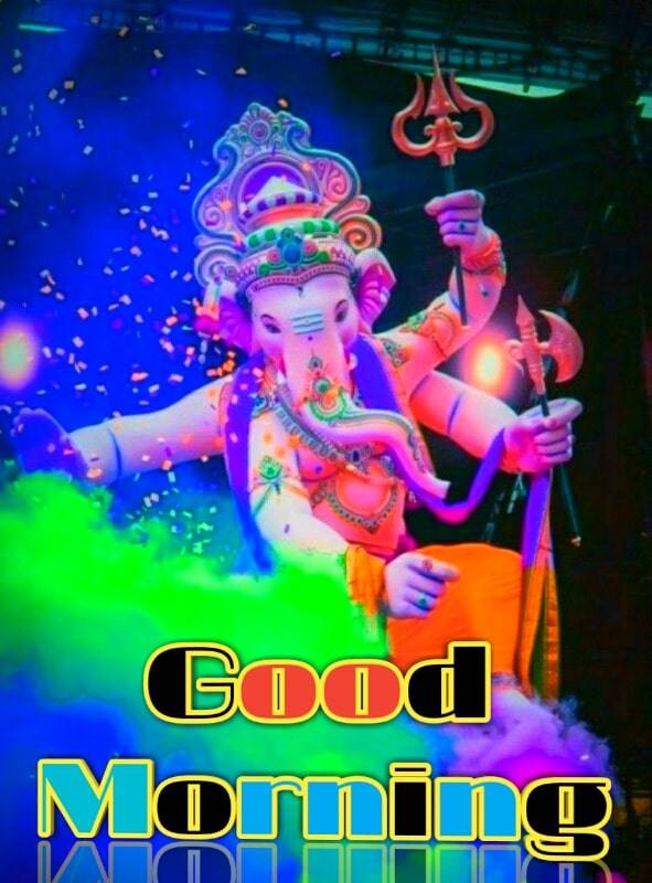 good morning lord ganesha images 97 min