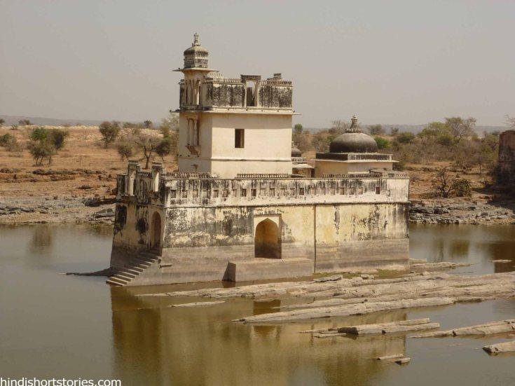 Padmini Palace Chittorgarh Rajasthan