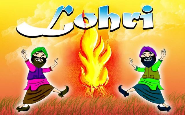 Punjabi Lohri Imahes for Whatsapp