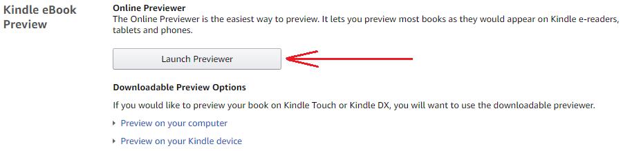 Amazon eBook Publish18