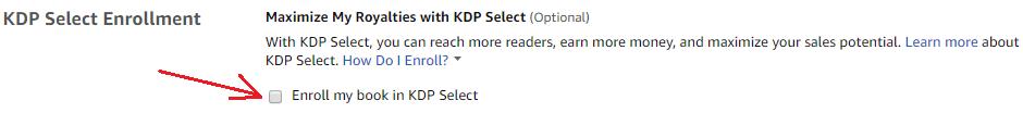 Amazon eBook Publish20