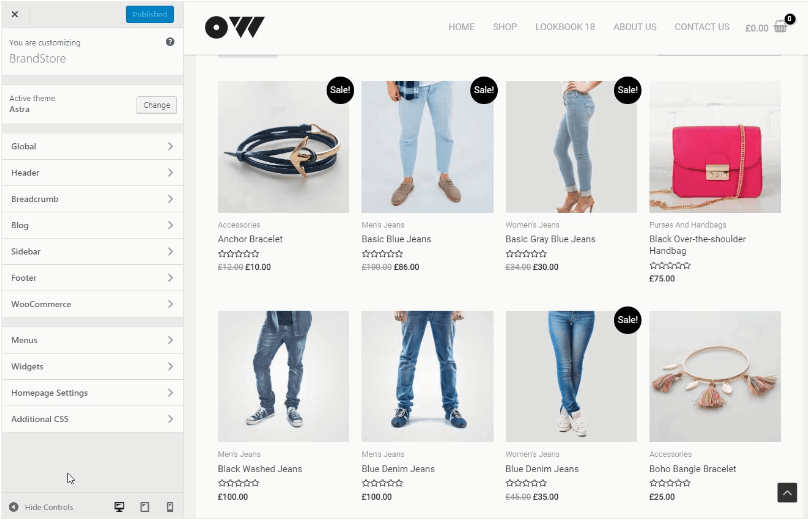 eCommerce Website Ke Liye Astra Theme Kyun Select Karen9