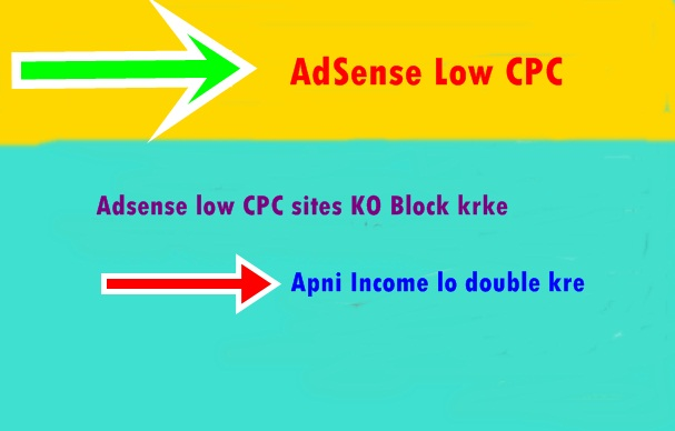 how to Block Low CPC Adsense Sites