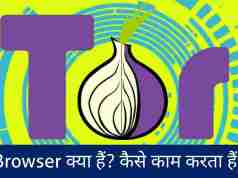 What is Tor Browser How it's work