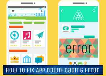 Play store ke downloading error ko fix kaise kare