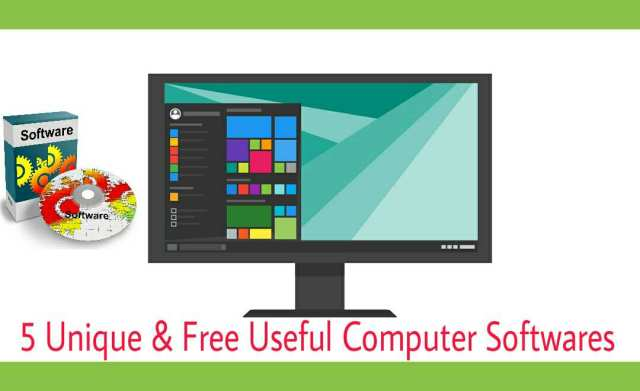 top 5 Free useful computer software