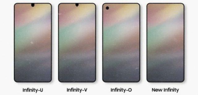 Infinity V, O, U And New Infinity Notch
