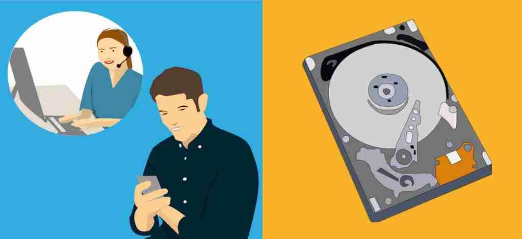 Corrupt Internal Hard Drive से Data कैसे प्राप्त करे?