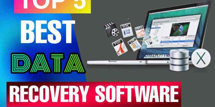 Top 5 Best Free Data Recovery Software List In Hindi