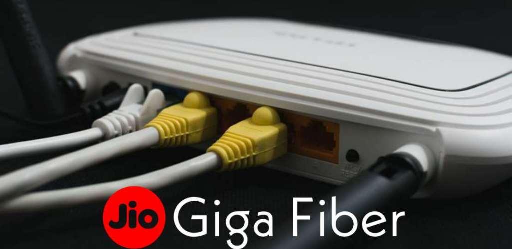 Jio GigaFiber - जाने कब हो रहा है लांच और कितने के होंगे Plans? पूरी जानकारी -