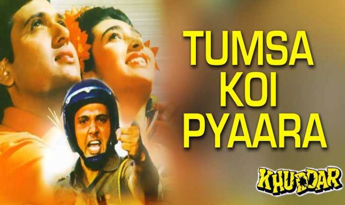 Tumsa Koi Pyaara Lyrics in Hindi