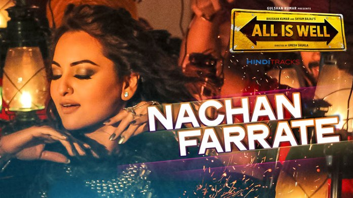 Nachan Farrate Hindi Lyrics