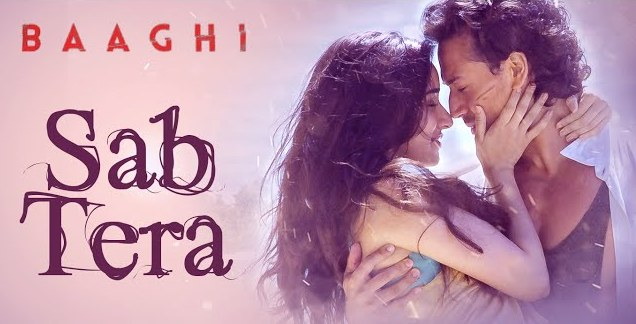 sab tera baaghi lyrics in hindi