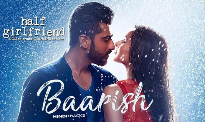 Baarish hindi lyrics