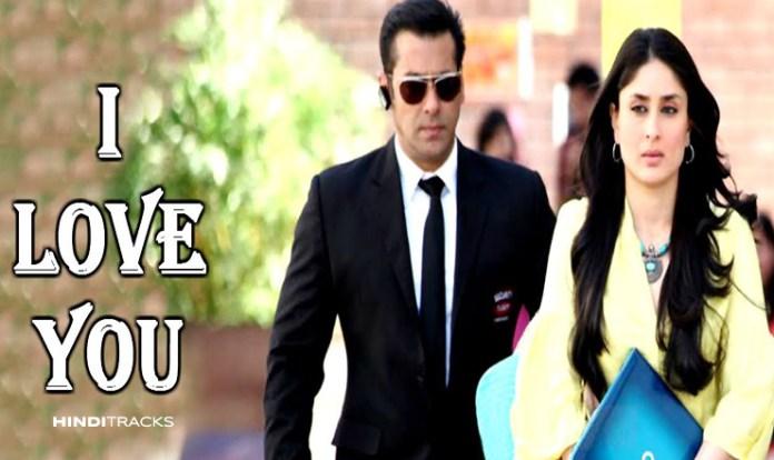 i love you hindi lyrics