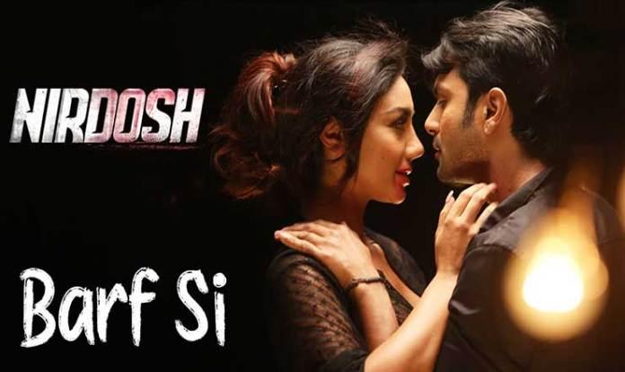 Barf Si Hindi Lyrics
