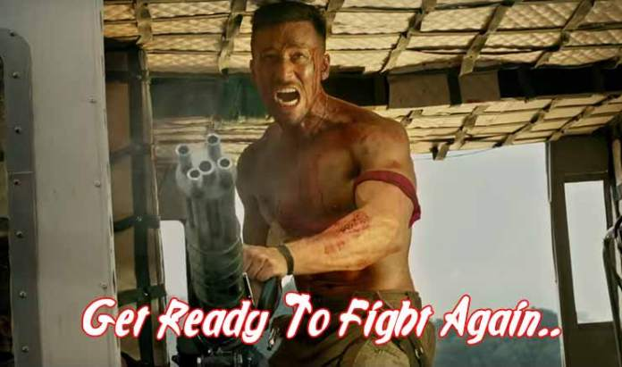 Get Ready To Fight Again Lyrics