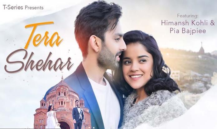 Tera Shehar Lyrics in Hindi