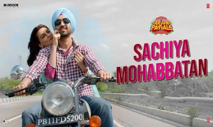 sachiya mohabbatan lyrics in hindi