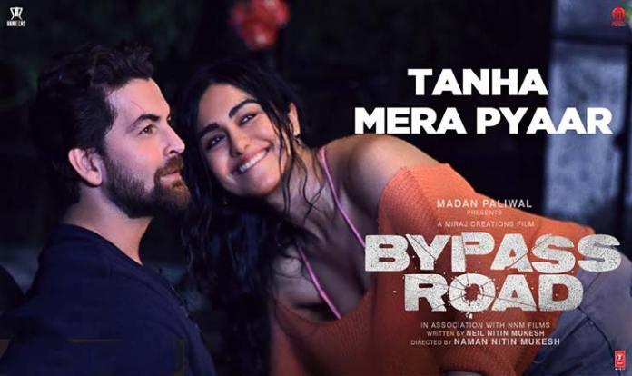 Tanha Mera Pyaar Lyrics in Hindi