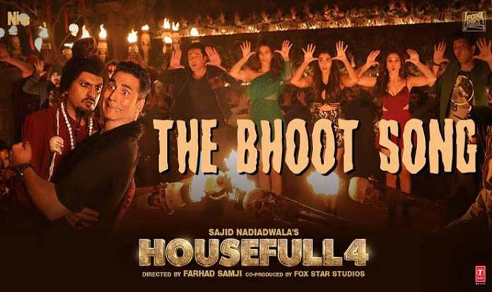 The Bhoot Song Lyrics in Hindi