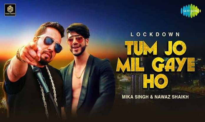 Tum Jo Mil Gaye Ho Lyrics in Hindi