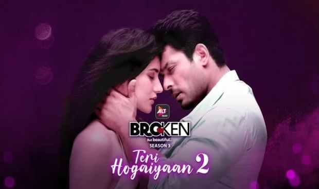 Teri Hogaiyaan 2 lyrics in  Hindi