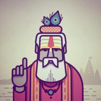 Rochak Bachchon ki kahani - Raja aur yogi