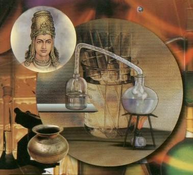 hindu chemistry