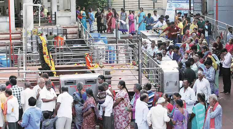 Media And Dubious Activists Lead Yet Another Round Of Hindu Bashing Over Shani Shingnapur