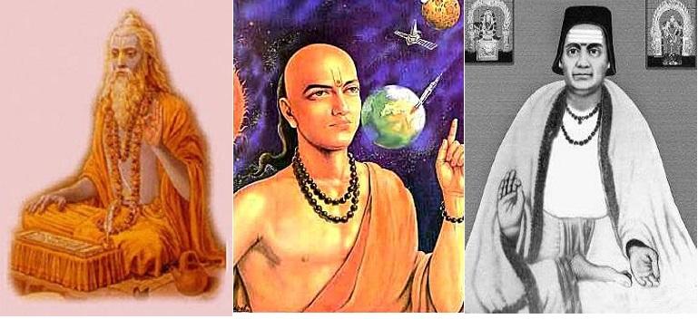 Vedic Mathematicians
