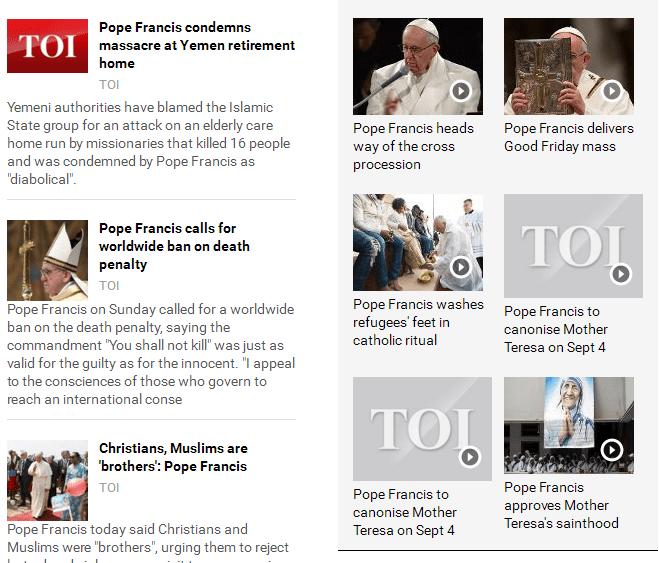 Child Rapist Priest Pope Coverage