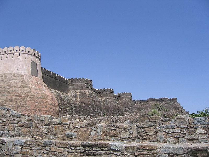 Rana Kumbha - Kumbalgarh fort
