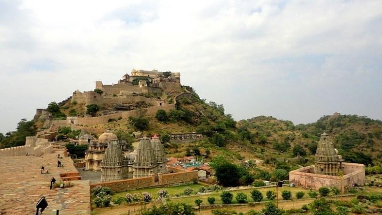 Rana Kumbha Kumbalgarh Fort