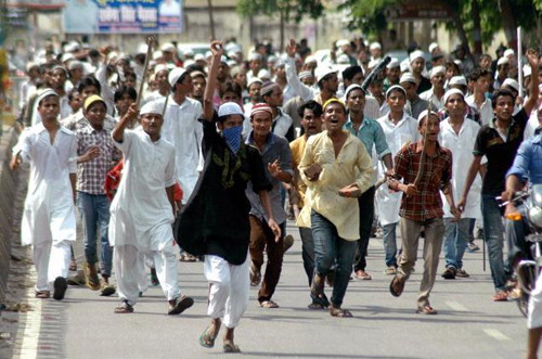 A pocket of intense Muslim presence and growth in Uttar Pradesh