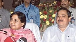 Naseemuddin Siddiqui Mayawati