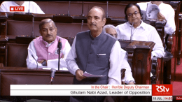 Exposing Ghulam Nabi Azad