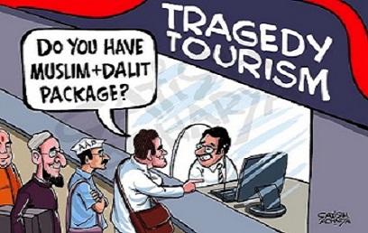SatishAcharya Dalit Muslim