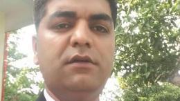 Hindu leader Amit Sharma
