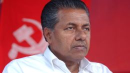 Pinarayi Vijayan SFI Communist Fascism war against Hindus